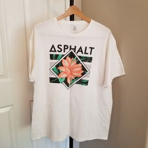 Asphalt men's XL t-shirt